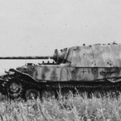 Jagdpanzer Elefant : le premier véhicule hybride allemand produit en série