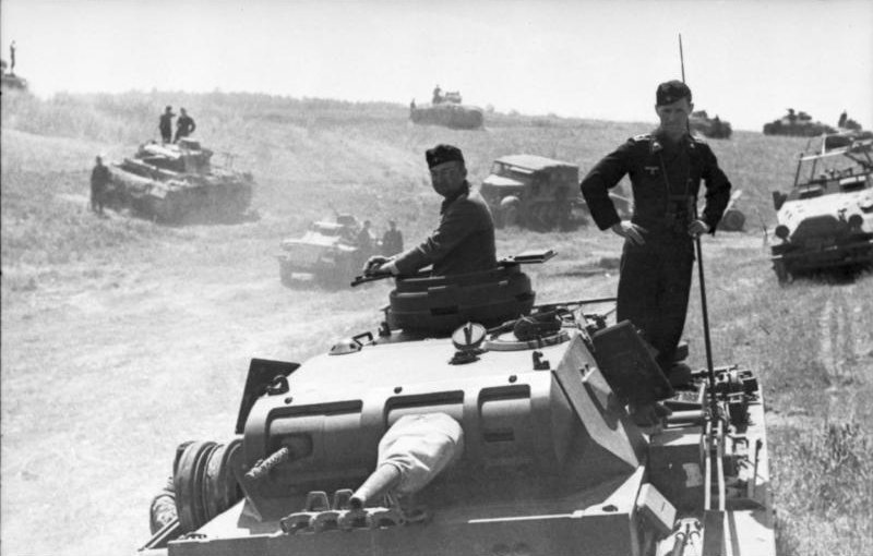 Panzer 3 Russie
