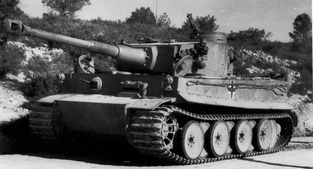 PzKw VI - Tiger - Henschel