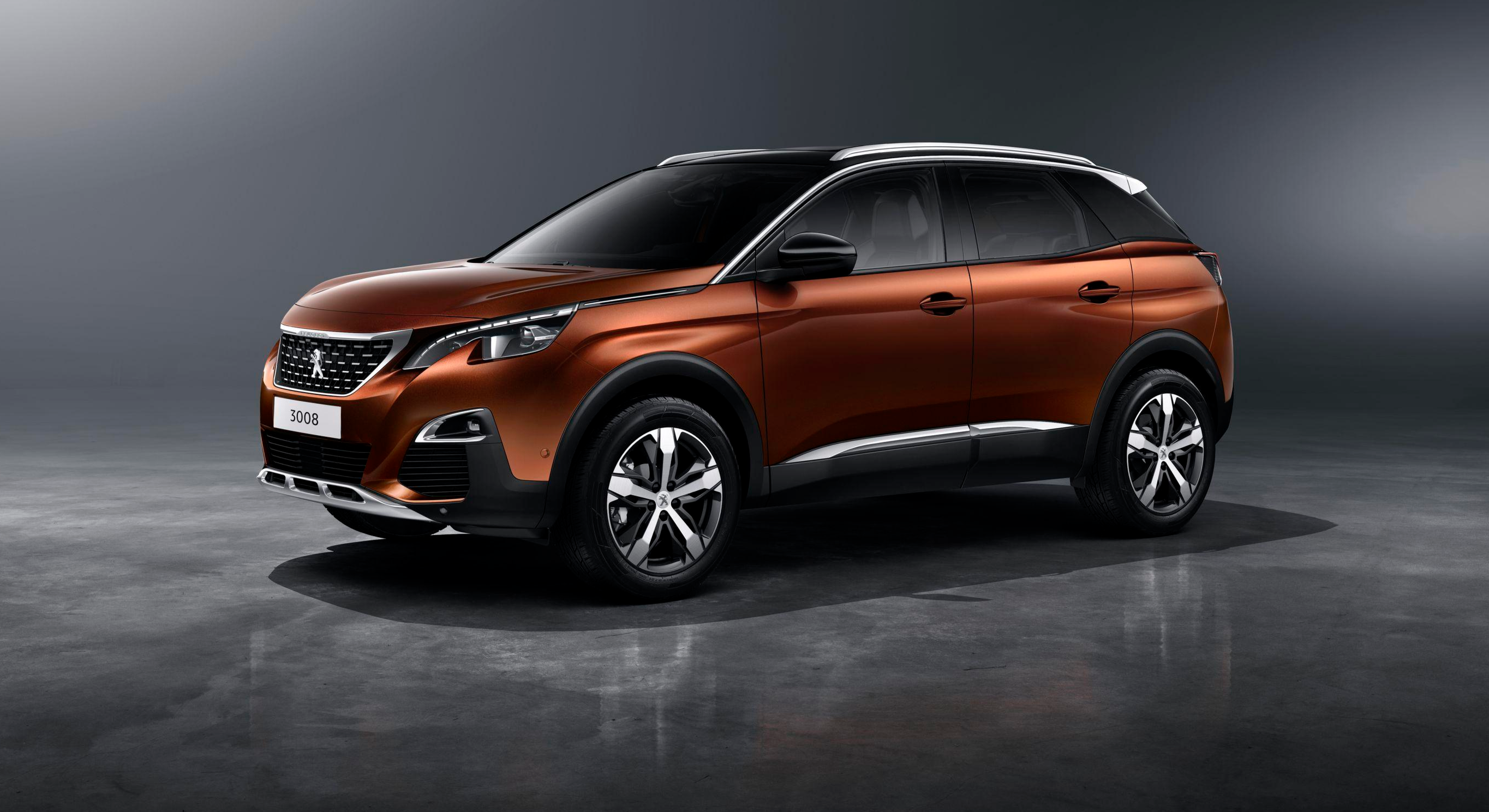 Nouvelle Peugeot 3008 2016 : hybride rechargeable en 2019 ?