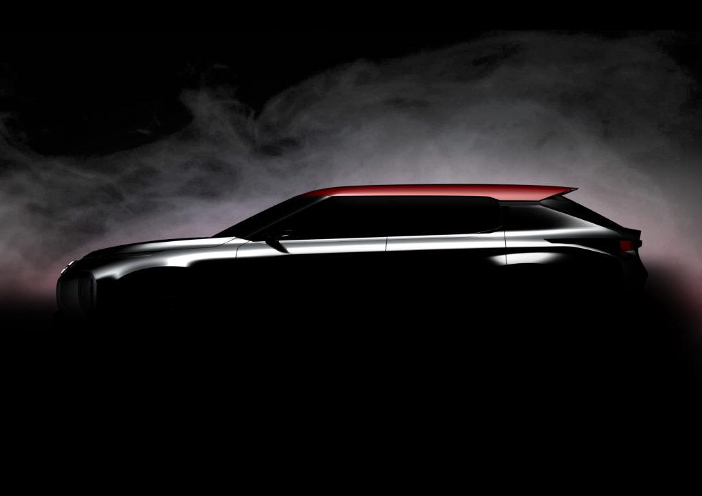 Mitsubishi Grand Tourer Concept PHEV - PMS 2016