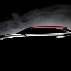 Mitsubishi Grand Tourer Concept : un nouveau SUV PHEV pour Paris 2016