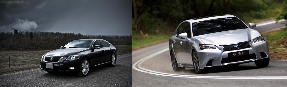 Lexus GS 450h fiabilité 2005 - 2012
