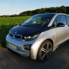 Essai BMW i3 REX : le plaisir électrique prolongé