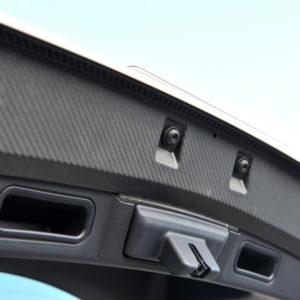Hayon Coffre matériau Composite - Prius 4 rechargeable