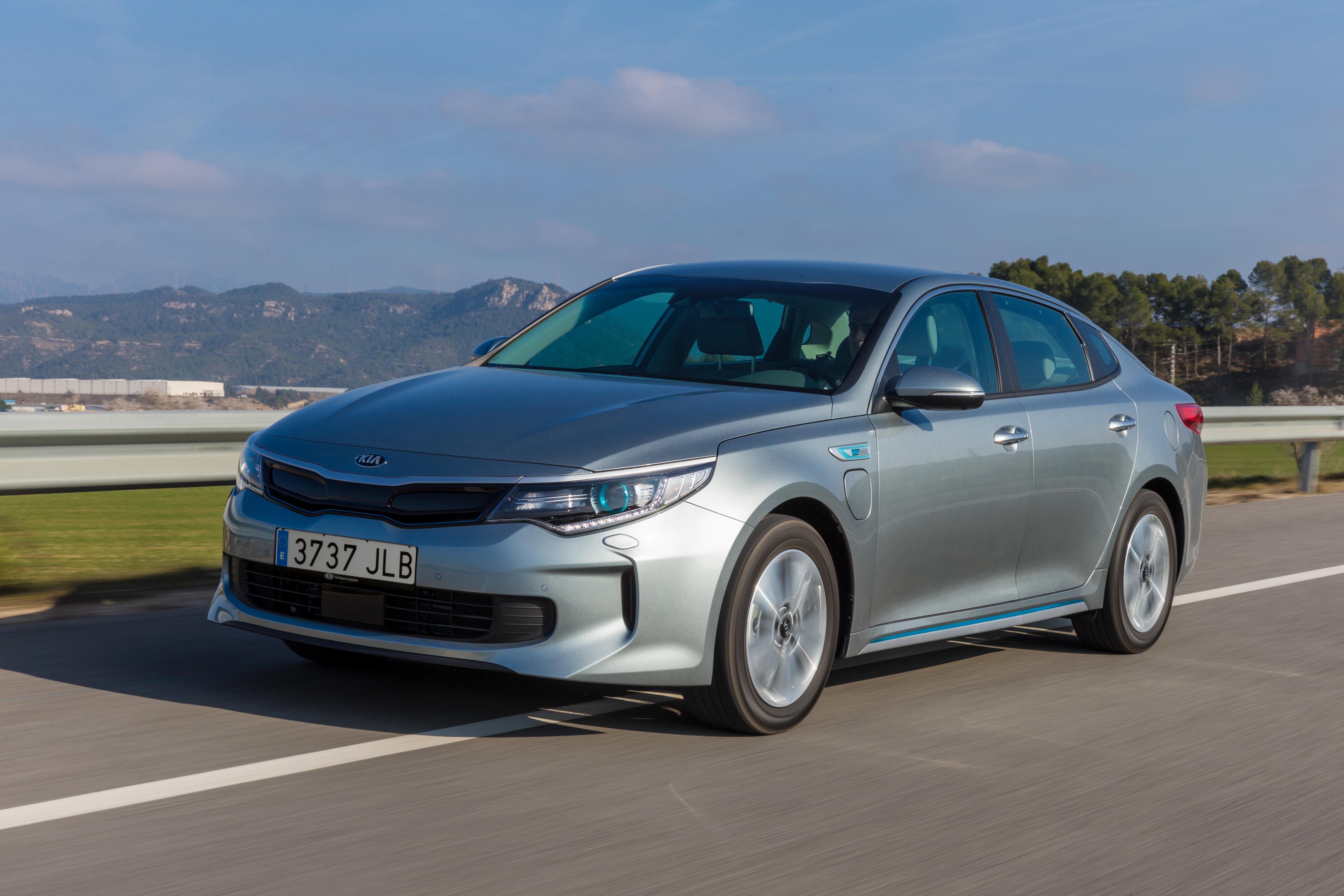 Kia Optima hybride rechargeable : un prix défiant toute concurrence?