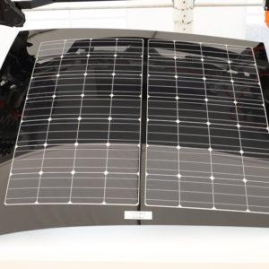Panneau solaire - Prius rechargeable