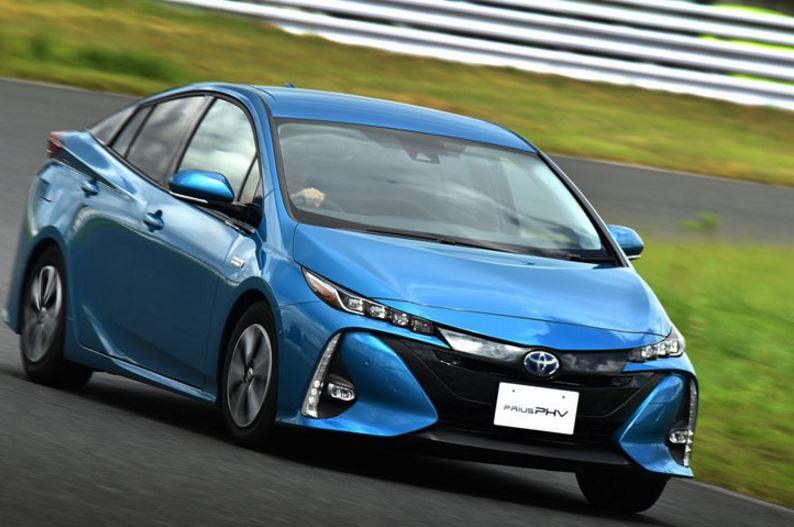 Toyota Prius 4 rechargeable : les derniers détails dévoilés au Japon