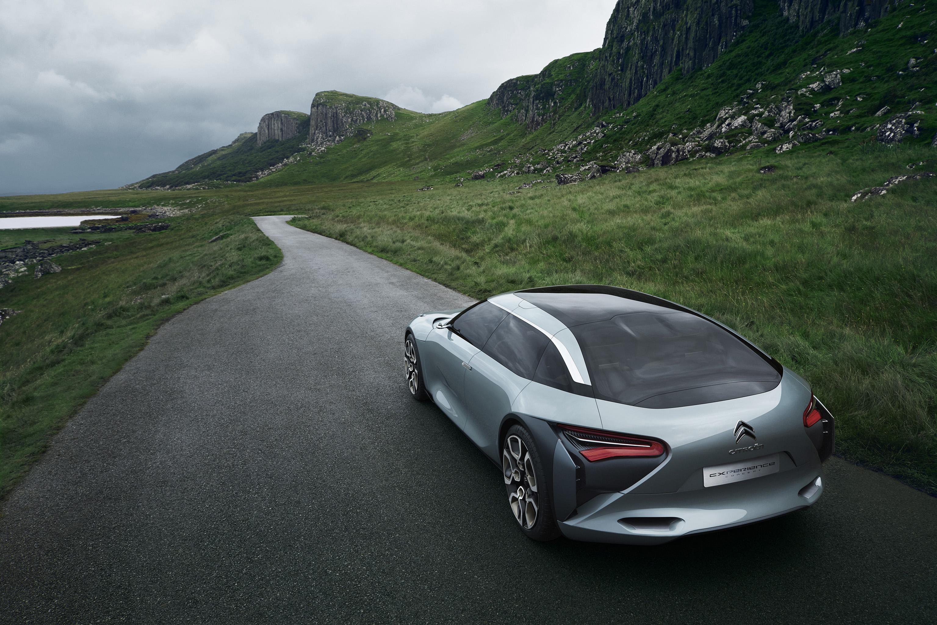 Citroën CXPERIENCE Concept Car 2016