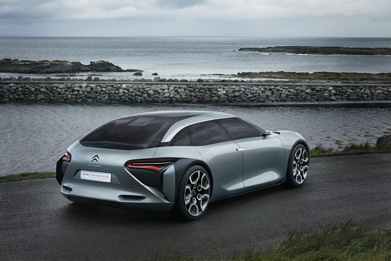 Citroën CXPERIENCE concept car Mondial Auto 2016