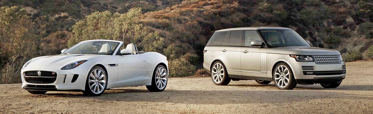 Jaguar Land Rover électrique hybride