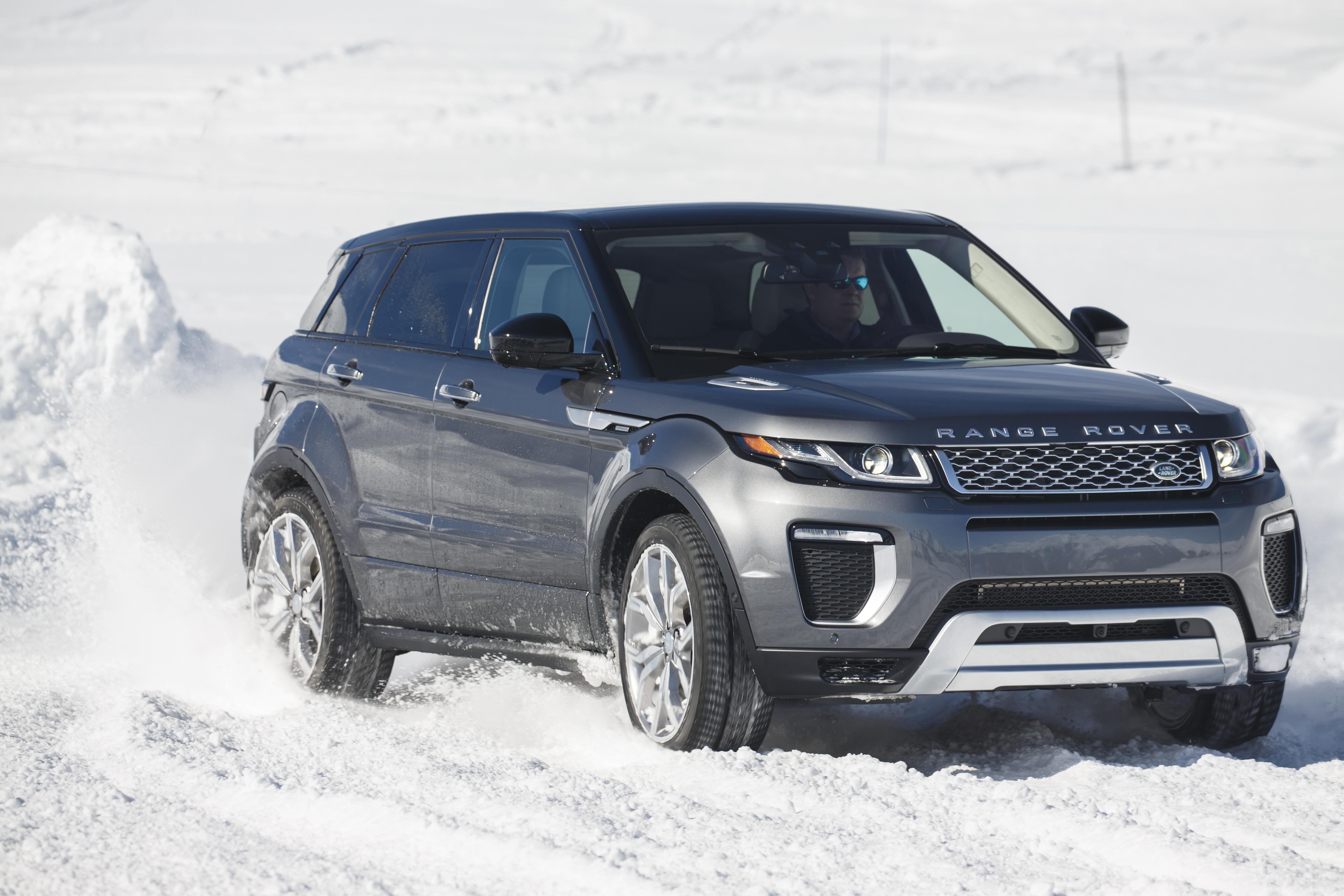 Jaguar Land Rover : Electrique pour Jaguar et Hybride pour Land Rover