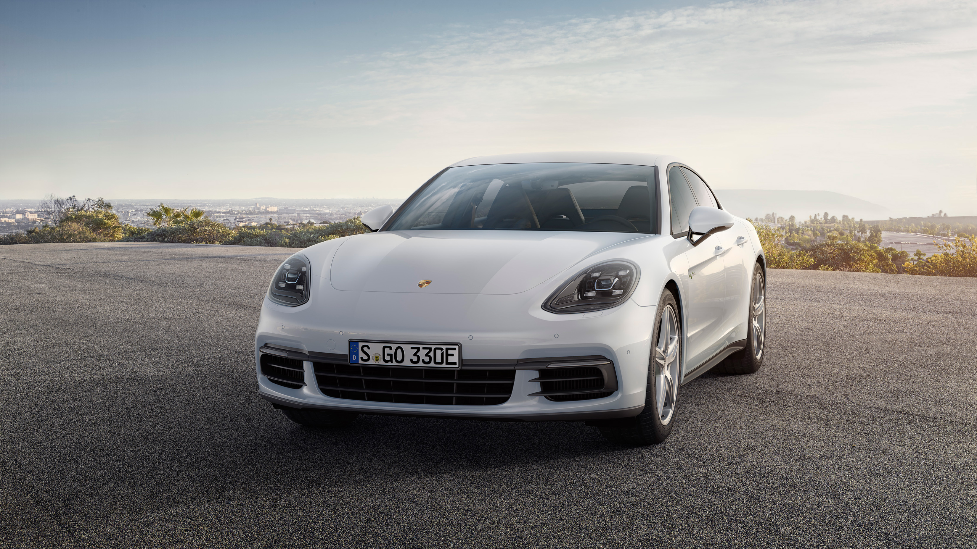 Porsche Panamera 4 E-Hybrid : nouvelle motorisation hybride rechargeable
