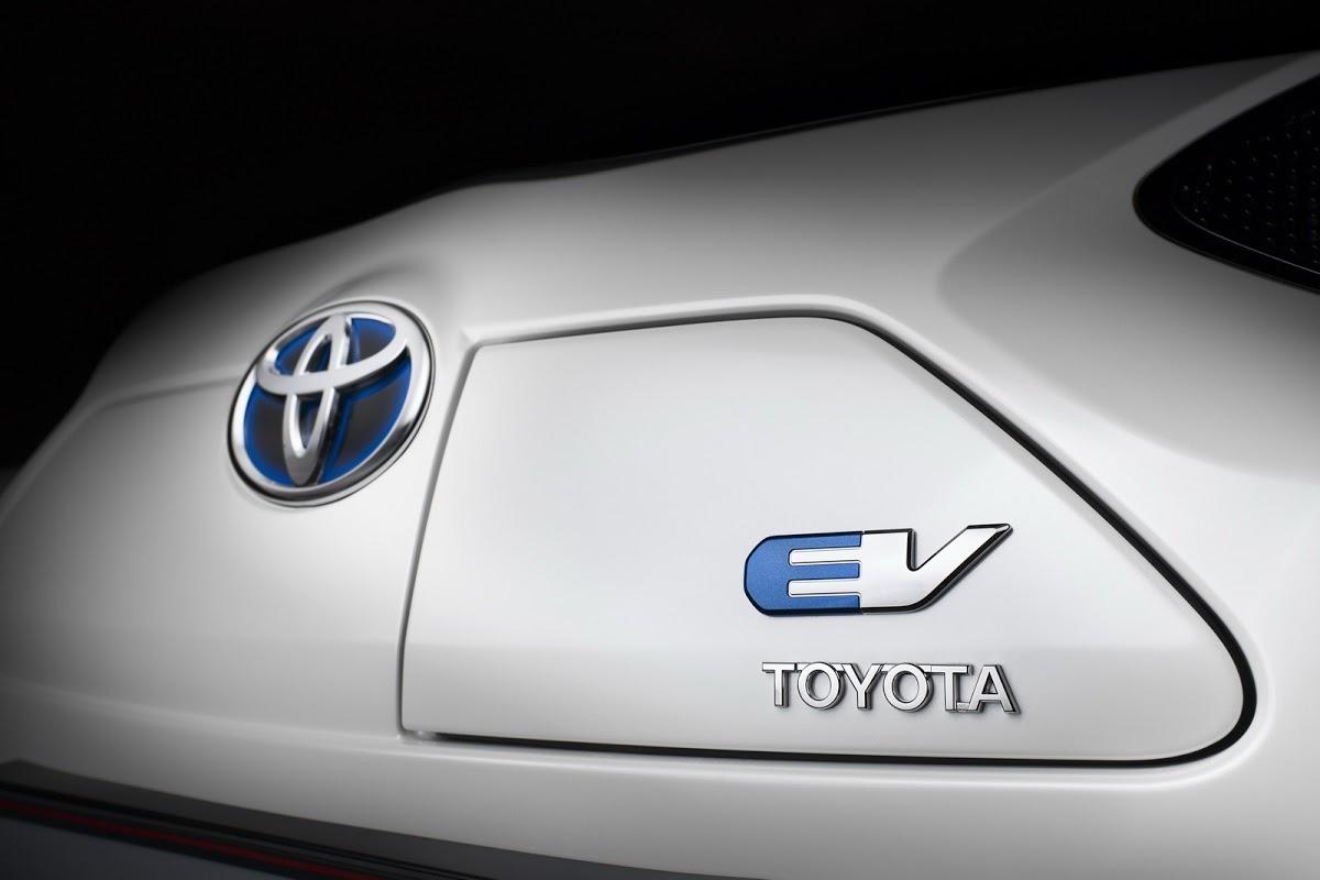 La prochaine Toyota Aygo sera électrique?