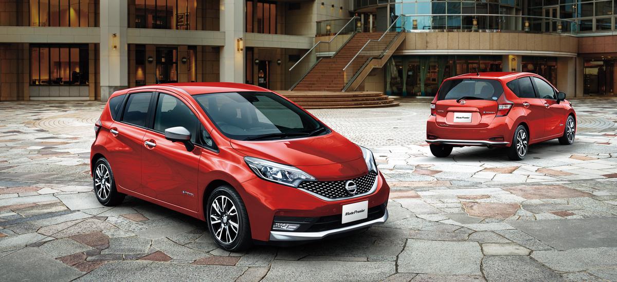 Nissan Note e-Power : les détails de sa motorisation hybride