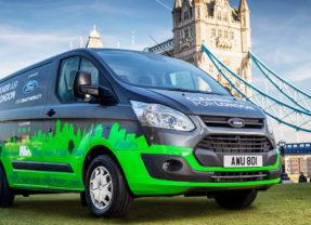 Ford Transit PHEV : un fourgon hybride rechargeable disponible dès 2019