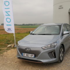 Essai Hyundai Ioniq Electric : près de 1000 km au volant !