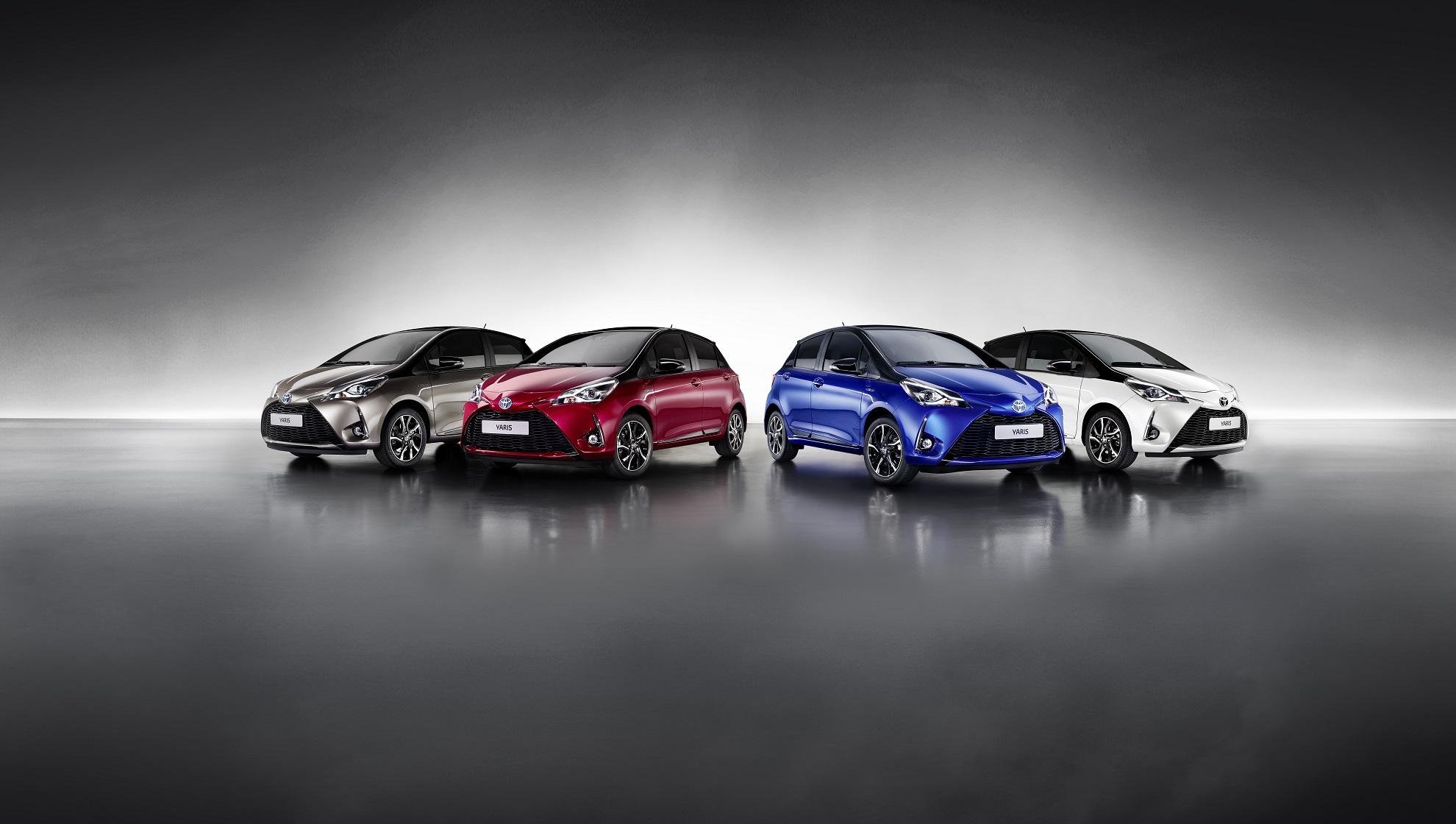 Toyota Yaris hybride 2017 : un nouveau restylage et des améliorations