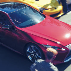 Lexus LC 500h : le tarif français et ses équipements en détail