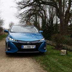 Essai vidéo Toyota Prius 4 rechargeable