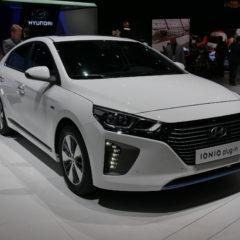 Hyundai Ioniq Plugin : prix et équipements