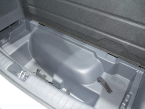 Hyundai Ioniq Plug-in coffre