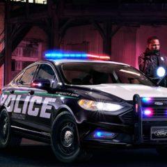 Ford Police Responder : la voiture hybride conçue pour les courses poursuites