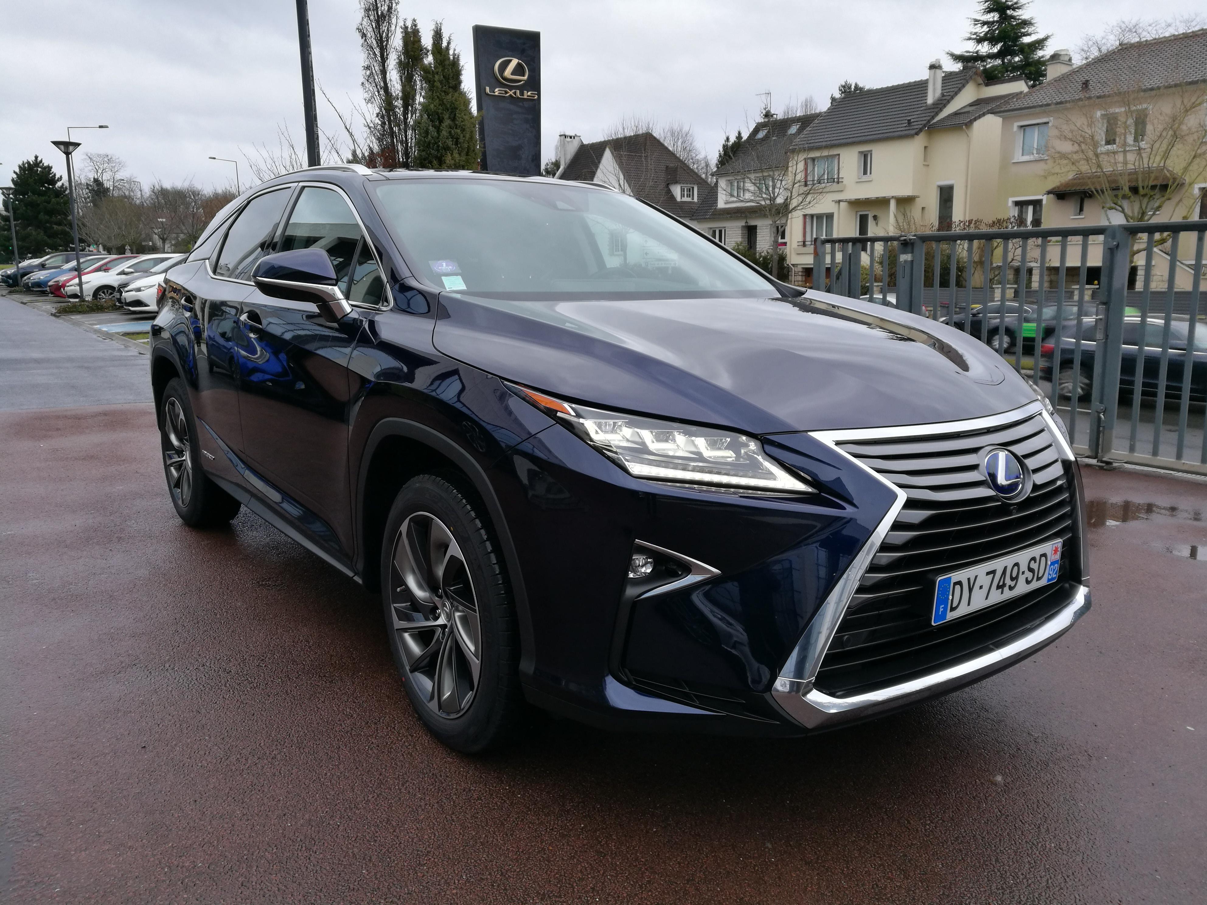 Essai du Lexus RX450h : le luxe à la japonaise