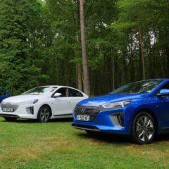 Premier contact avec la Hyundai Ioniq Plugin 2017
