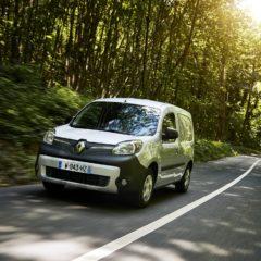 Nouveau Renault Kangoo ZE 2017 : amélioration, restylage… tout savoir sur les nouveautés