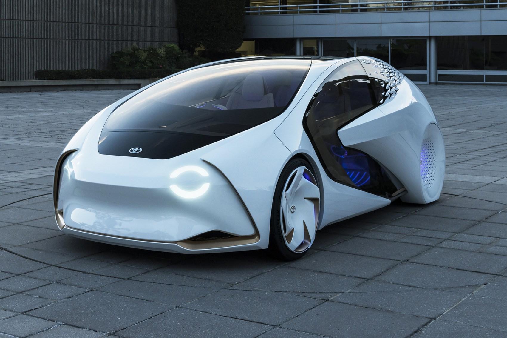 Toyota commercialisera une voiture électrique avec batterie solide d'ici 2022