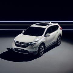 Honda CR-V hybride : elle arrive enfin en Europe!