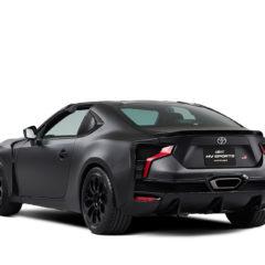 Toyota dévoile GR HV Sport Concept : le GT86 cabriolet hybride