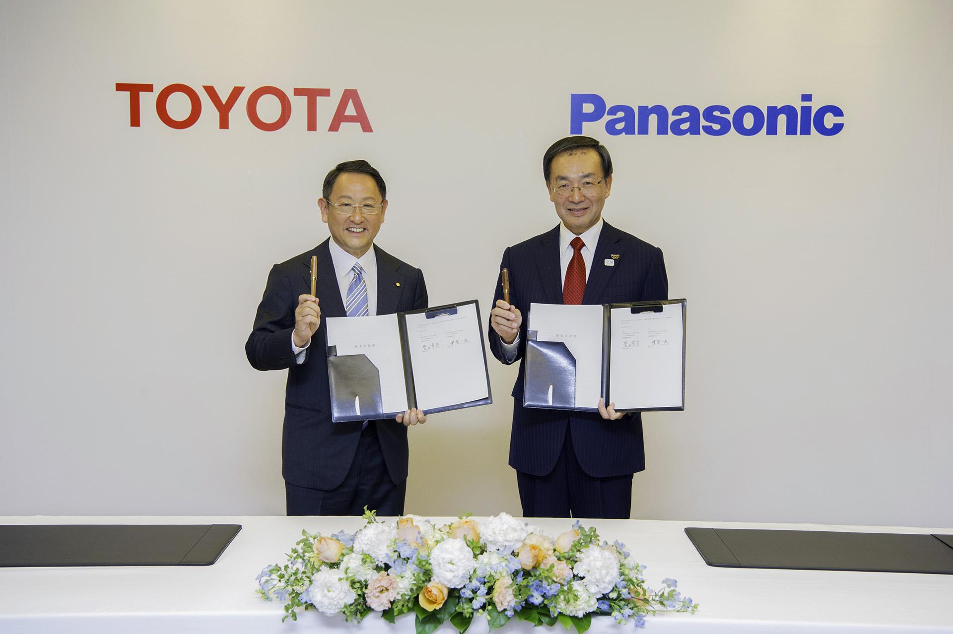 Derrière l'alliance Toyota-Panasonic : l'offensive stratégique japonaise