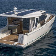 Greenline 39 Hybrid : le premier yacht hybride sur le marché
