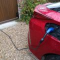 Toyota Prius 4 rechargeable en charge