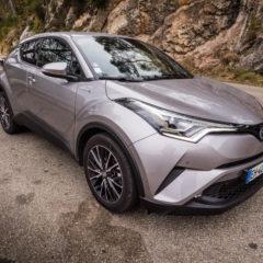 Essai vidéo Toyota C-HR hybride 2017