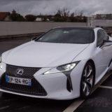 Essai Lexus LC500h : le concept car de série !