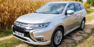 Essai du Mitsubishi Outlander PHEV 2019 : (R)évolution silencieuse