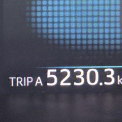 Essai longue durée Toyota Prius 4 Hybride Rechargeable en mode électrique : 5200 km avec 34 L !