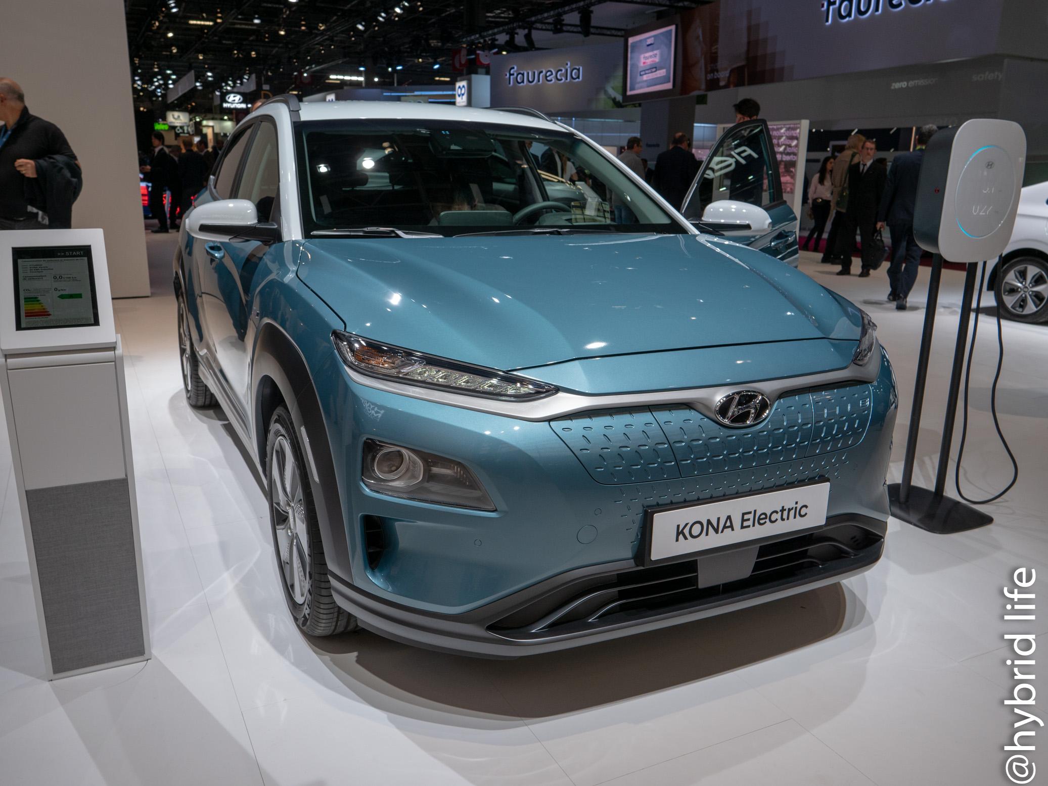 Mondial Auto de Paris 2018 : notre visite des voitures « vertes » 2/3