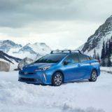 Toyota Prius 4 restylée 2019 dévoilée