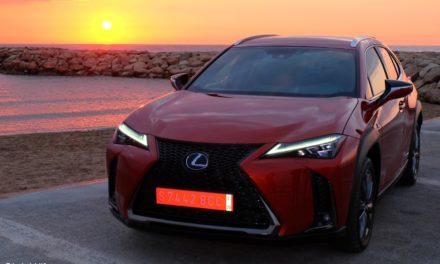 Essai Lexus UX : le chaînon manquant