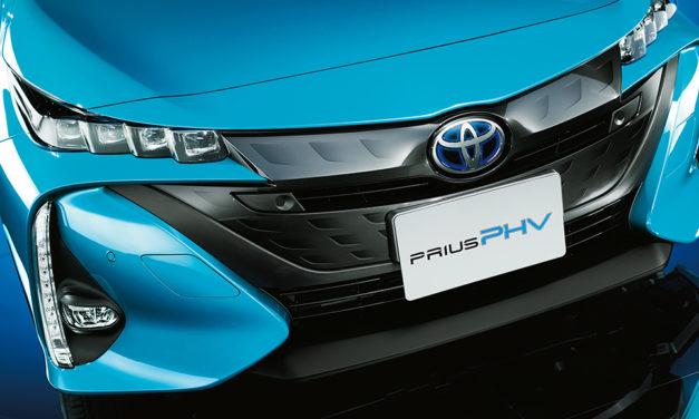 Toyota Prius 4 rechargeable : V2H et 5 places arrivent au Japon