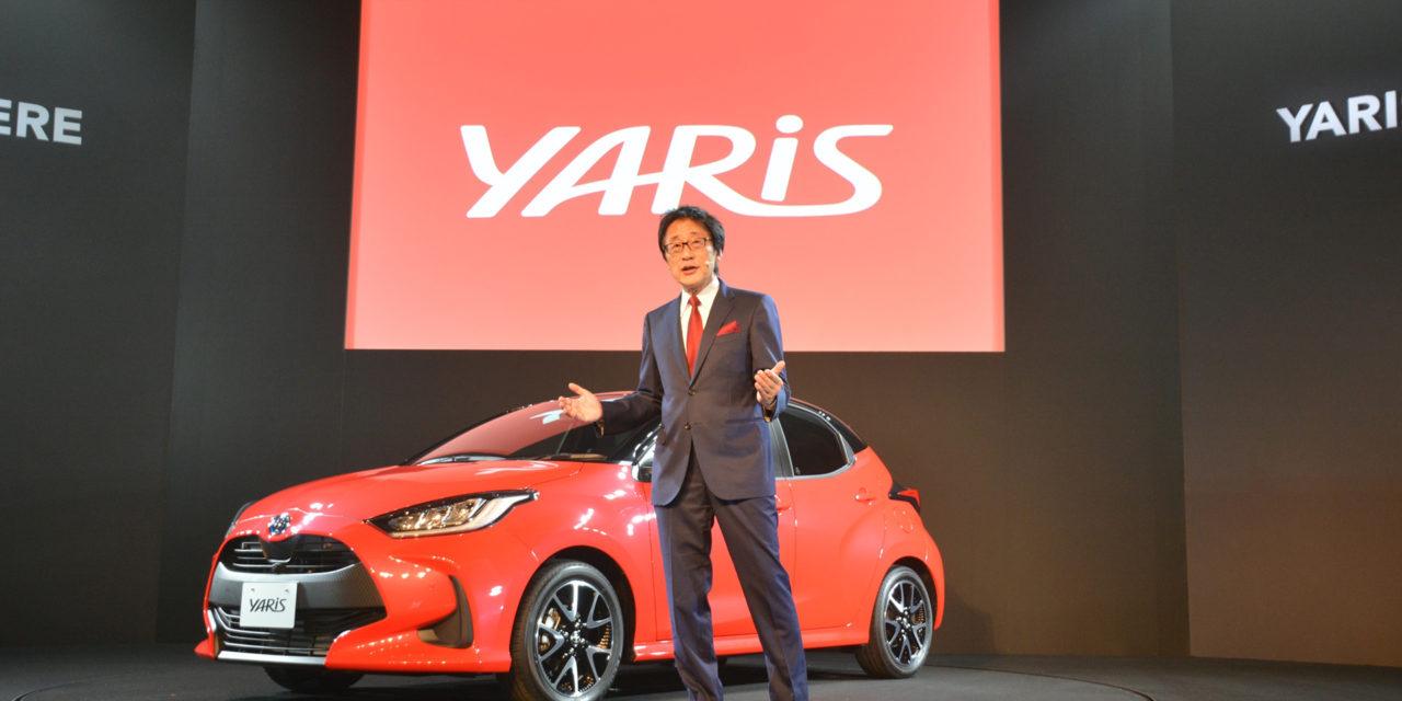 Toyota Yaris hybride 2020 : les détails techniques dévoilés au Japon